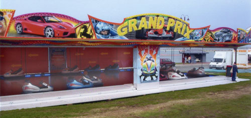 Grand Prix Dodgems